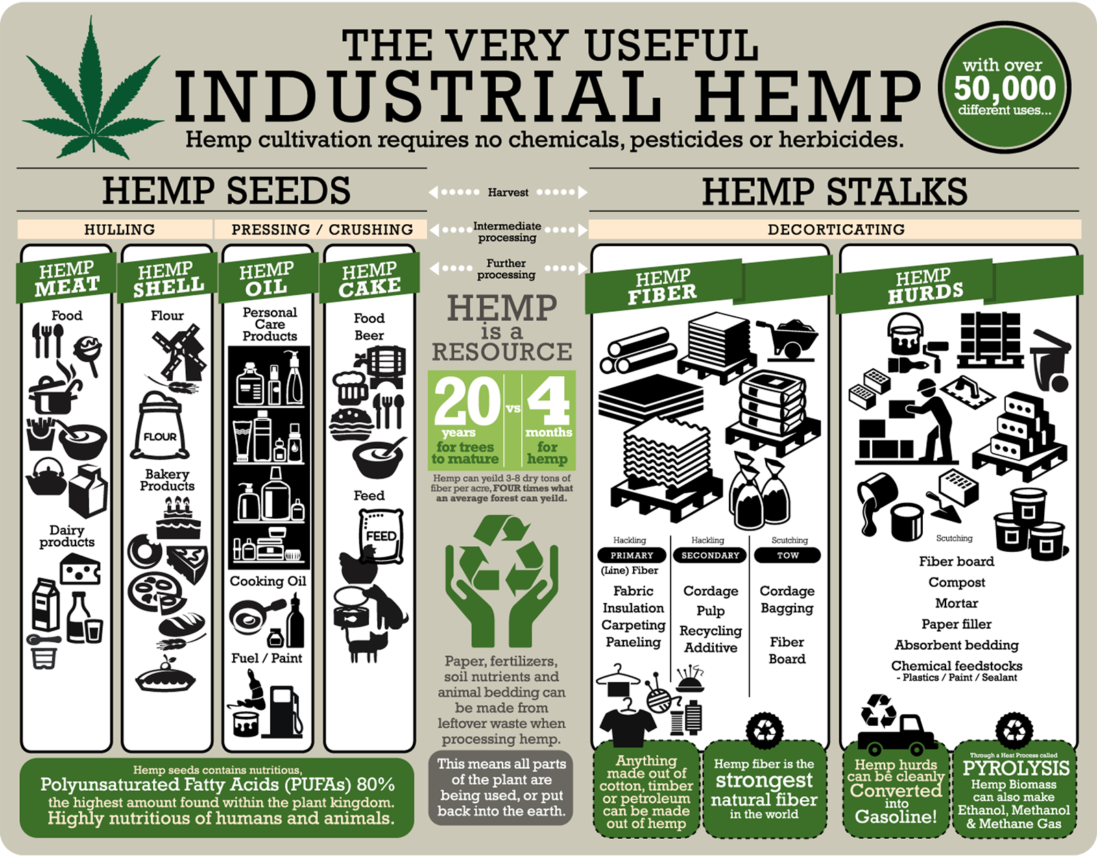 Types Of Foundations For Homes Industrial Hemp Processing Fiber Revolution In
